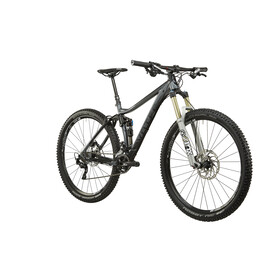 VOTEC VX Comp - Trail Fully 29 - dark grey glossy/black matte